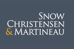 Snow Christensen Martineau Logo