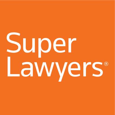 Orange Super Lawyers Logo
